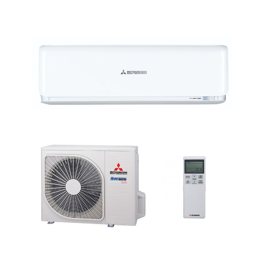 Mitsubishi SRK25ZSA-W-Set   2.5kW Heavy industries Air Condition