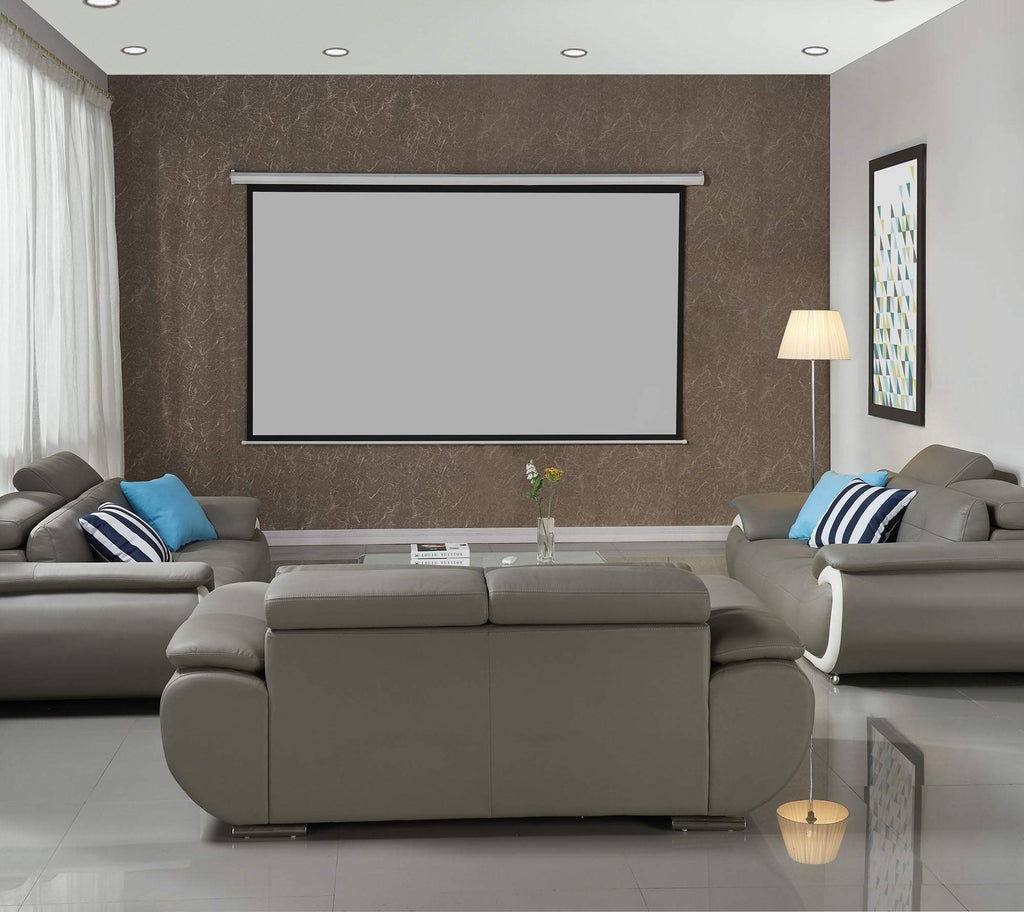 Electric Motorised Projector Screen 125 Inch 16:9