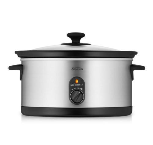 Sunbeam SecretChef Slow Cooker - 5.5L 5.5 Litre Free Shipping!