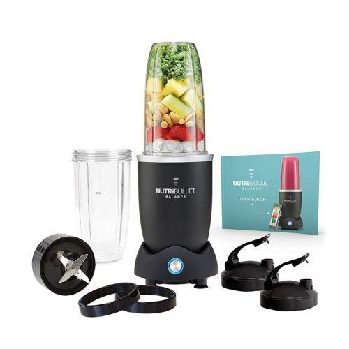 NutriBullet Balance 9 Piece Kit with built in Bluetooth