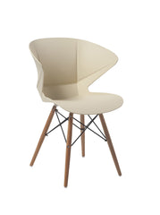 MOCHA • Stylish Lightweight Poly Chair