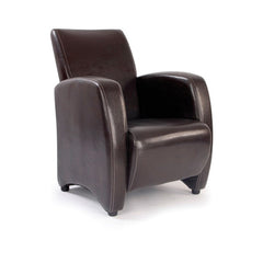Metro High Back Lounge Armchair