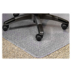 CHAIR MAT • Lipped Studded Chair Mat for Carpet