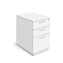 Desk High Pedestal 'Aspire' 600-800mm Depth - ET/PED