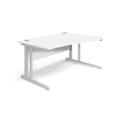 Wave 1400-1600mm 'Aspire' Desk - ET/WV