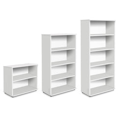 Bookcase 'Aspire' 800-2000mm Height - ET/BC
