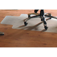 CHAIR MAT • Lipped non-Studded Chair Mat for Hard Flooring