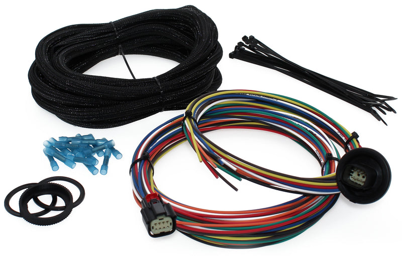 BWH-08K, Bulkhead/Firewall Connector Wire Harness Kit, 8 Circuit