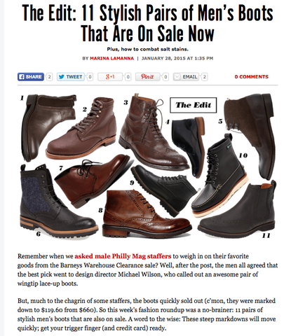 dfcc58bfc03b The Edit  11 Stylish Pairs of Men s Boots That Are On Sale Now ...