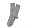 Flecked Cashmere Dress Socks