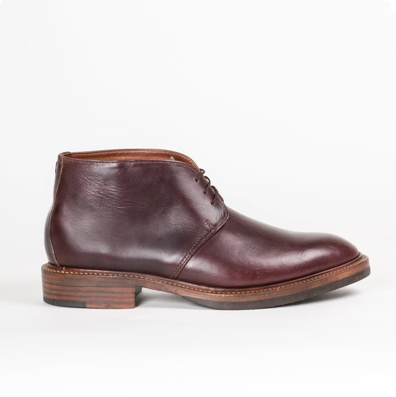 Footwear - Beacon Oxblood