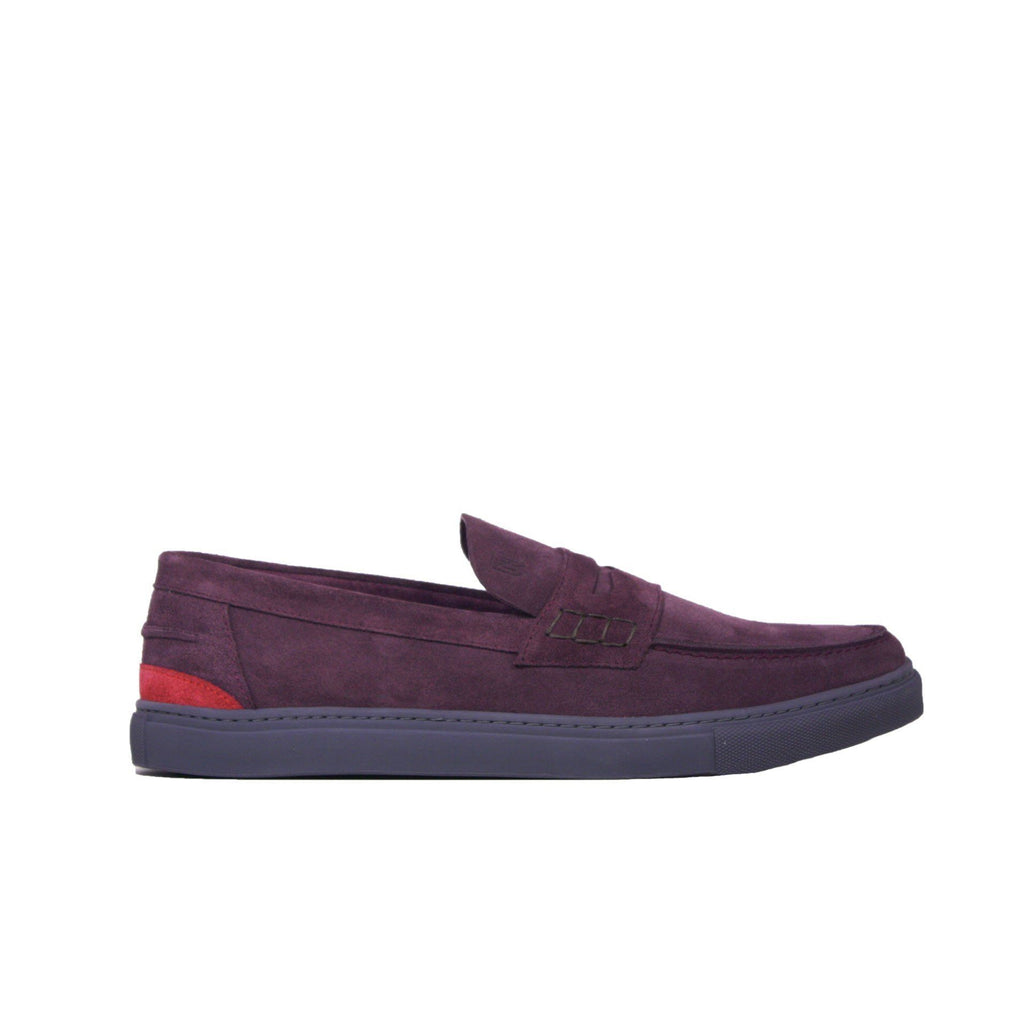 Footwear - Freeport Aubergine