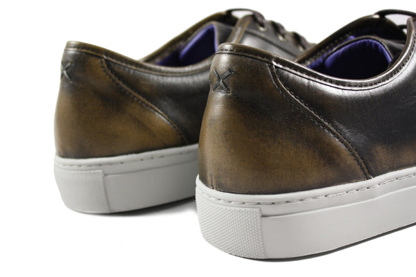 Footwear - Gotham II // Burnished Calf