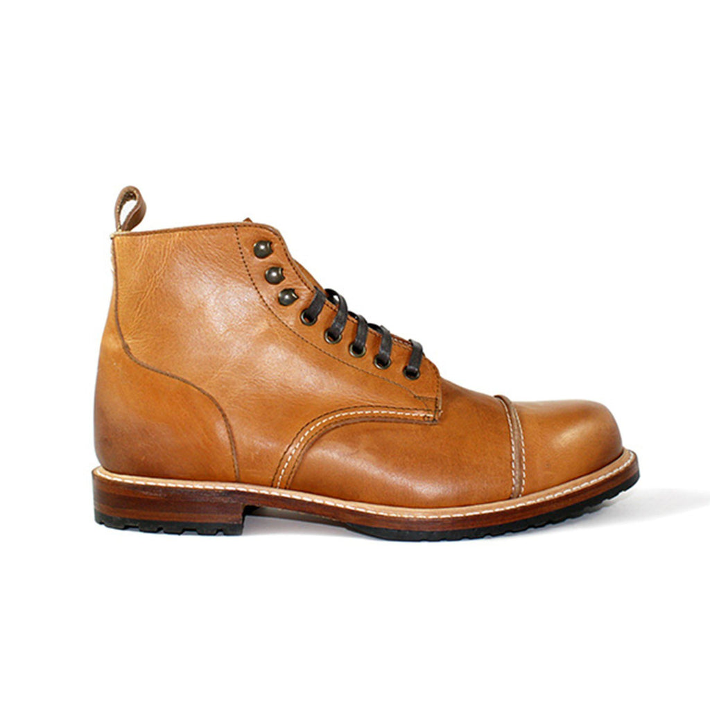 Footwear - Hudson English Tan