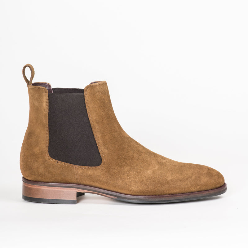 Footwear - Madison Tobacco