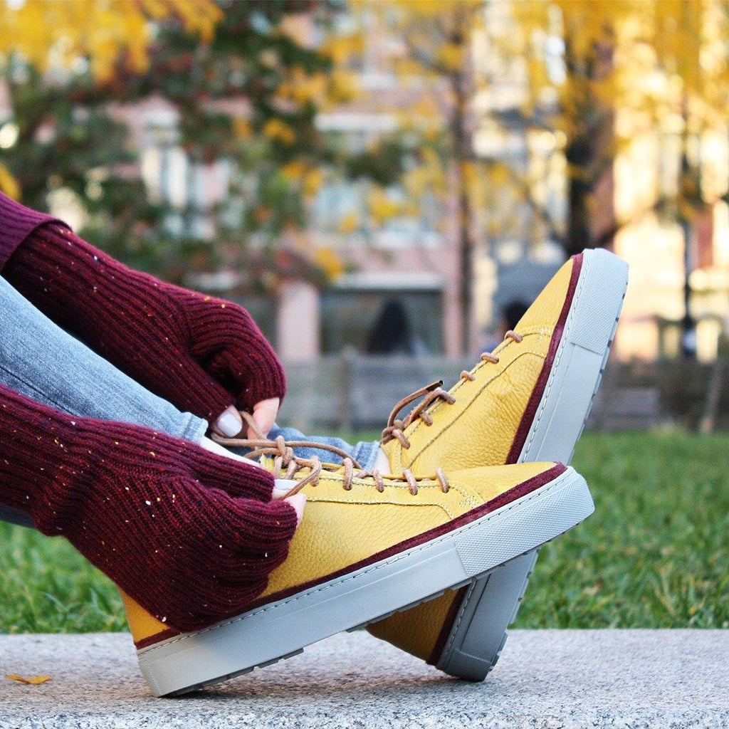 Footwear - Women's Perry Ochre