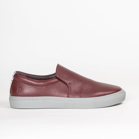 Women's Gotham ll Gray Burgundy