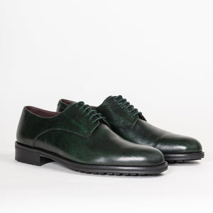 Footwear - York Black Jade