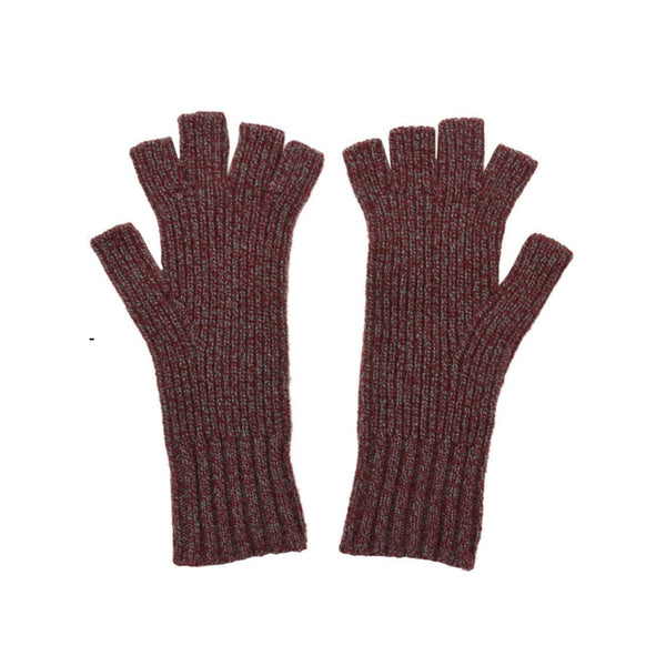 Gloves - Fingerless Gloves - Merino/Cashmere