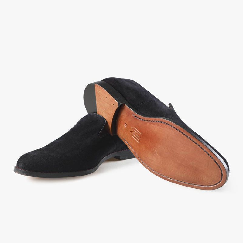 Smoking Slipper - Carlyle Black