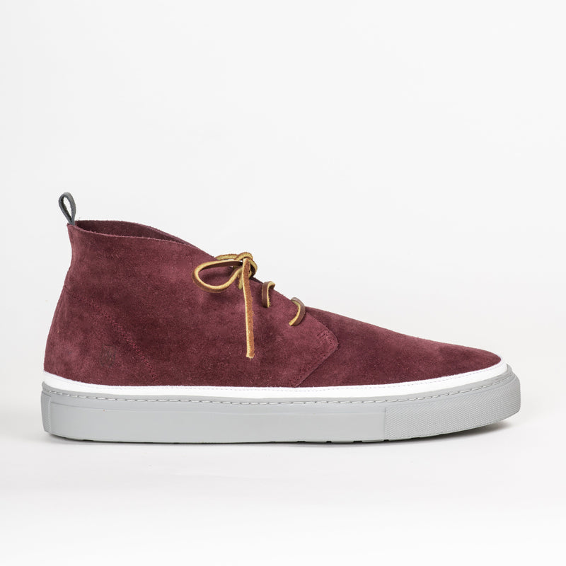 Sneakers - Hamilton Oxblood