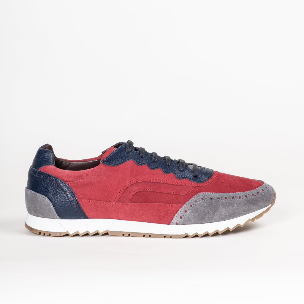 Sneakers - Women's Greenwich Sangria
