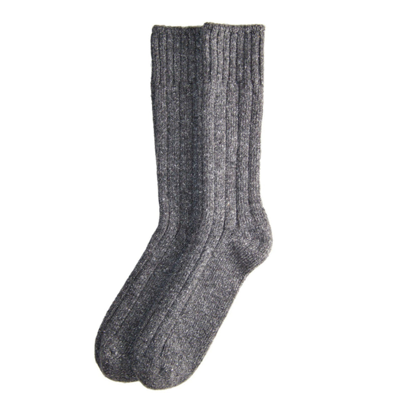 Socks - Wool Silk Boot Sock