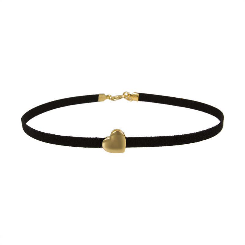 Side Heart Choker