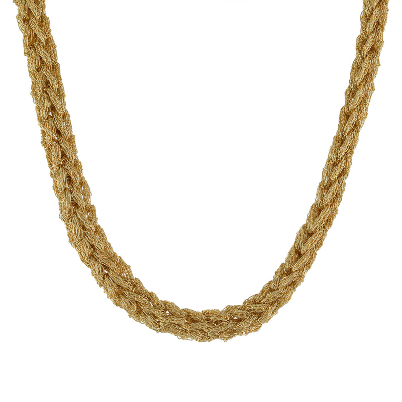 Mesh Necklace