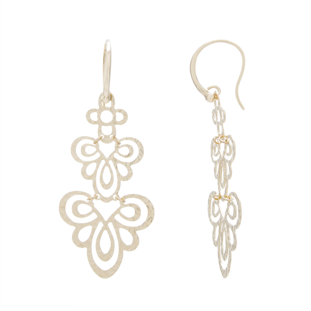 Chandelier Drop Earring