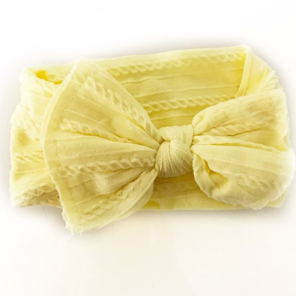 The Classic Lemonade Knot Bow