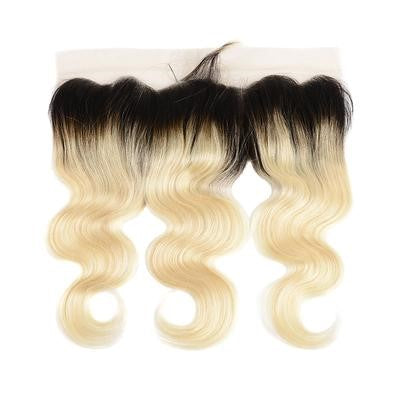 1b/#613 Body Wave Frontal (Brazilian Virgin Hair)