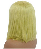 Brazilian Straight Bob (Lime Green)