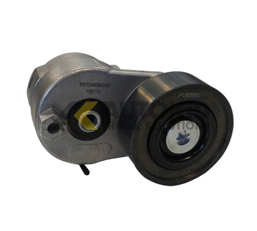 HOWO TENSIONER PULLEY | VG1246060001
