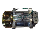 HOWO A7 AIR CONDITIONER COMPRESSOR |  WG1500139008