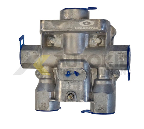 HOWO FOUR CIRCUIT PROTECTION VALVE | WG9000360523