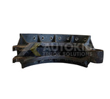 HOWO FRONT BRAKE SHOE ASSEMBLY (FRONT) | AZ9100440030