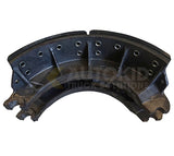HOWO REAR BRAKE SHOE ASSEMBLY (REAR) | AZ9231342070