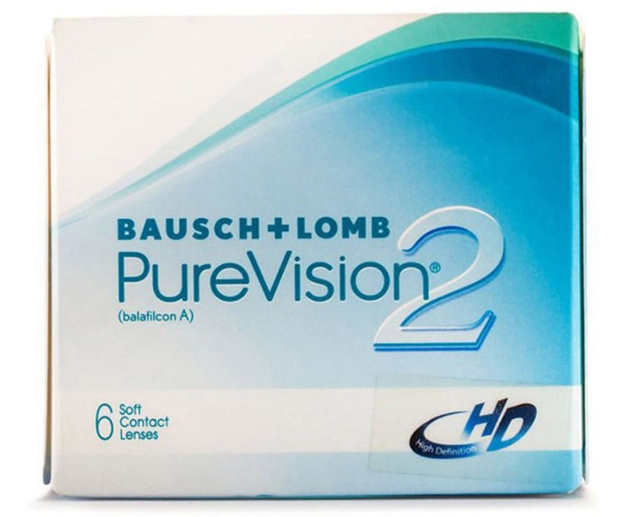 Bausch & Lomb PureVision2 - 6 lenses