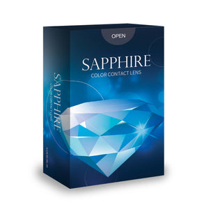 Sapphire Natural Olive