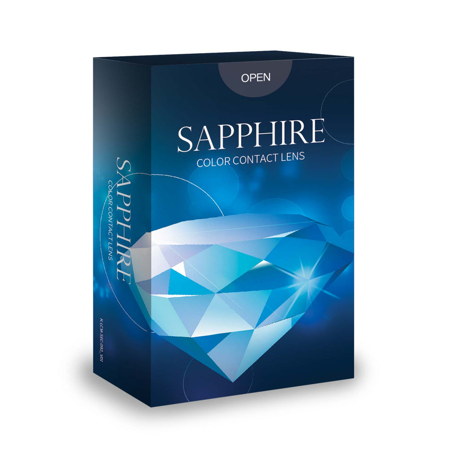 Sapphire Natural Violet