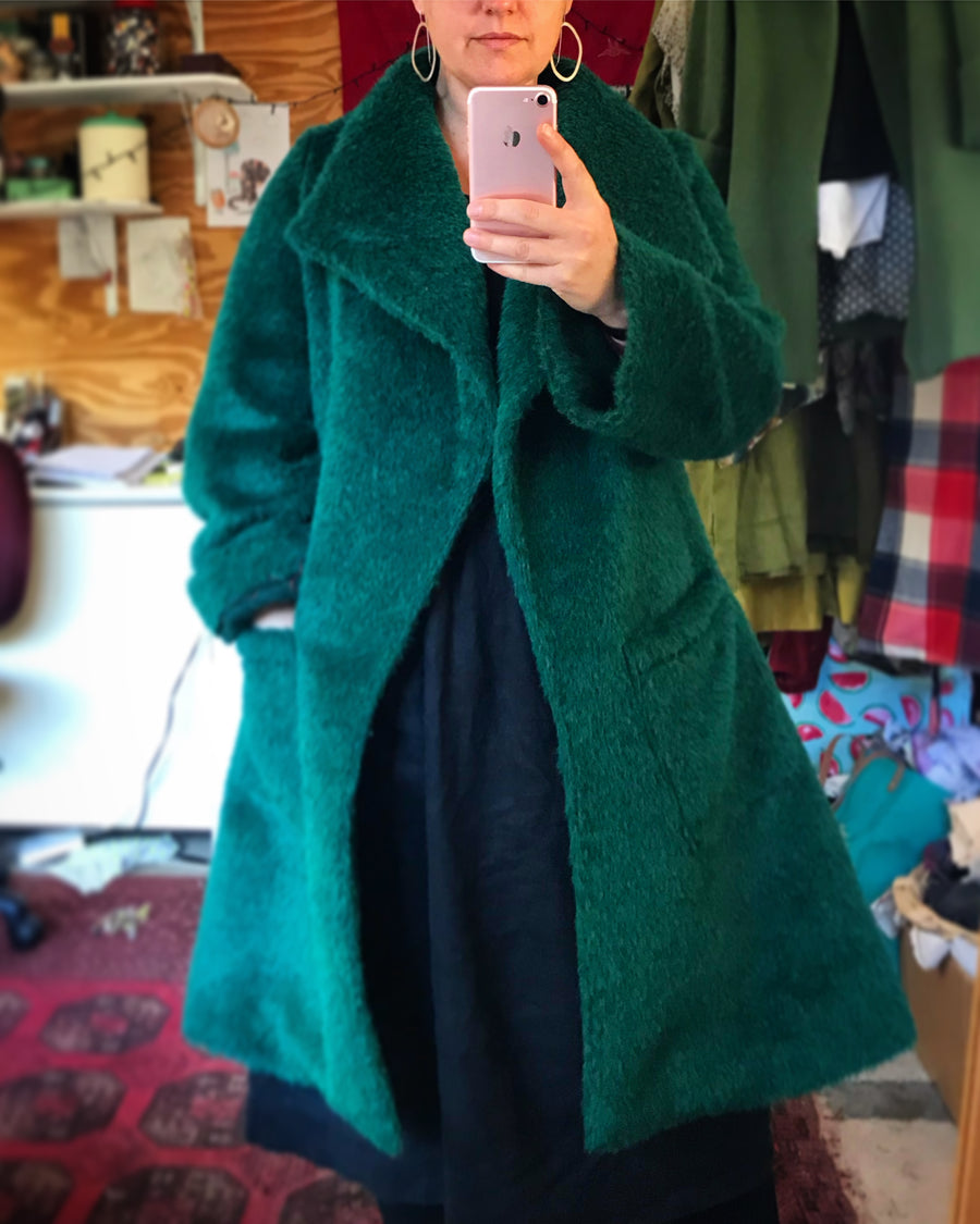 The Winter Garden Party Coat