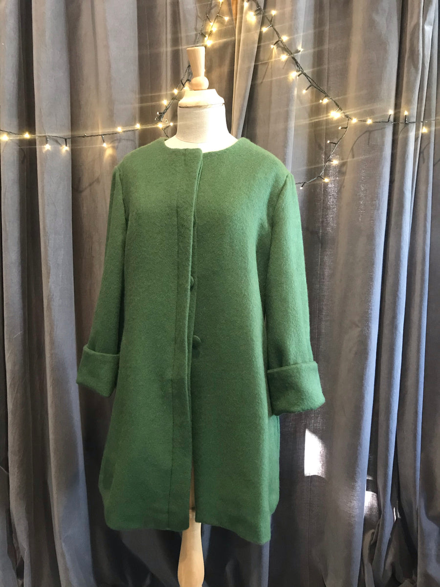 Down The Garden Path Coat