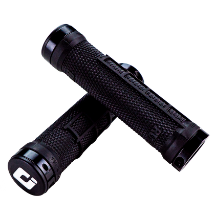ODI Ruffian Lock-On Grips With Back Pattern