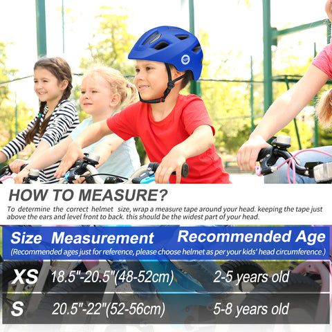 XJD® Adjustable Toddler Helmet for 2-8 Years Old