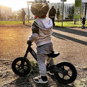 Balance Bike For Kids- XJD BABY-Black
