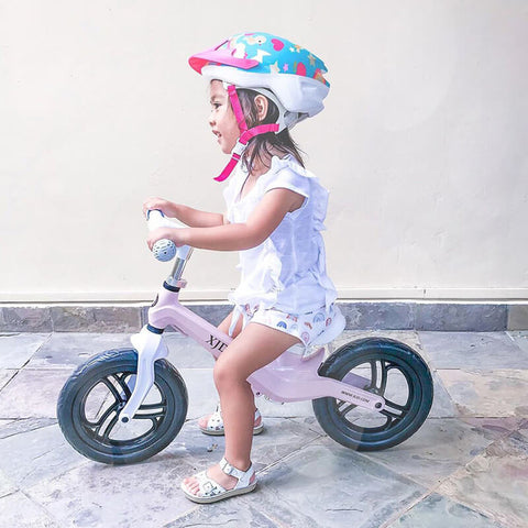 Balance Bike For Kids- XJD BABY-Pink