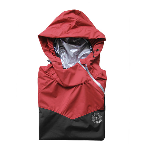 Women Sweat Sauna Waterproof Jackets