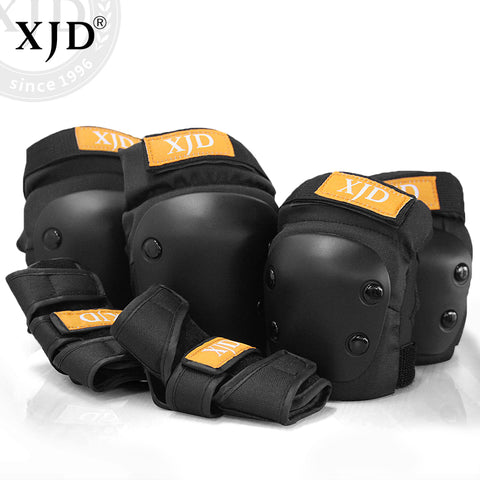 Sports Kids Protective Gear Set - 6pcs | XJD BABY