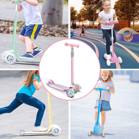 3-wheel Scooter For Kids